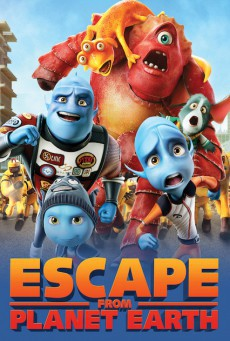 Escape from Planet Earth แก๊งเอเลี่ยน ป่วนหนีโลก