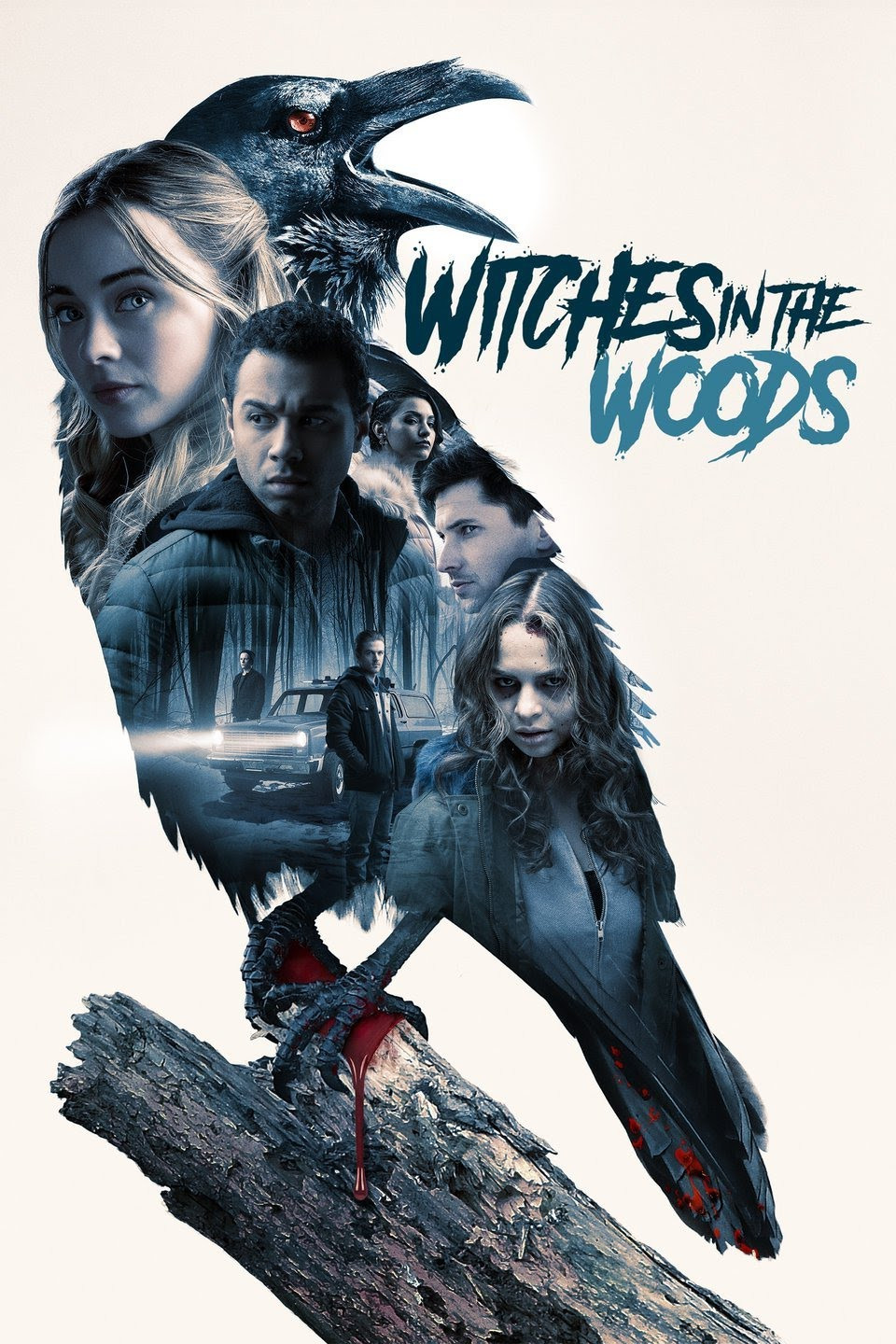 Witches in the Woods (2019) คำสาปเเห่งป่าเเม่มด